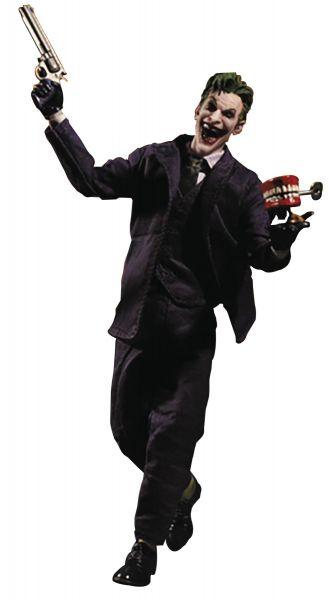 ONE-12 COLLECTIVE DC JOKER ACTIONFIGUR