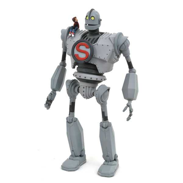 VORBESTELLUNG ! IRON GIANT SELECT ACTIONFIGUR