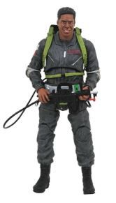 GHOSTBUSTERS 2 SELECT SERIES 8 WE'RE BACK WINSTON ZEDDEMORE ACTIONFIGUR