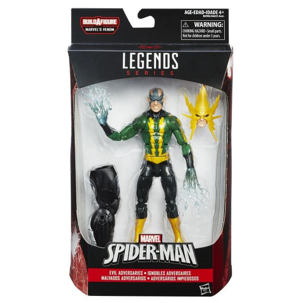 MARVEL LEGENDS SPIDER-MAN: ELECTRO 15cm ACTIONFIGUR