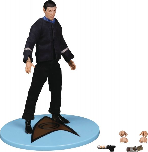 ONE-12 COLLECTIVE STAR TREK SPOCK CAGE VERSION ACTIONFIGUR