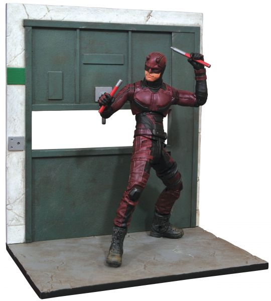 MARVEL SELECT NETFLIX DAREDEVIL ACTIONFIGUR