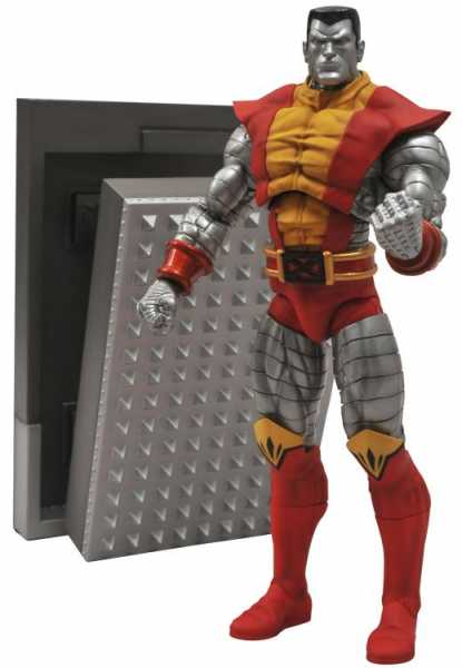 MARVEL SELECT COLOSSUS ACTIONFIGUR