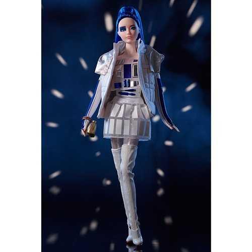 Star Wars x Barbie R2-D2 Puppe