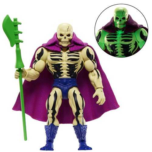 VORBESTELLUNG ! Masters of the Universe Origins 2020 Scare Glow 14 cm Actionfigur
