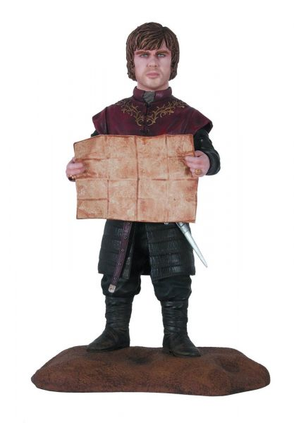 GAME OF THRONES TYRION LANNISTER STATUE