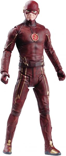 DC MULTIVERSE 15cm FLASH TV ACTIONFIGUR