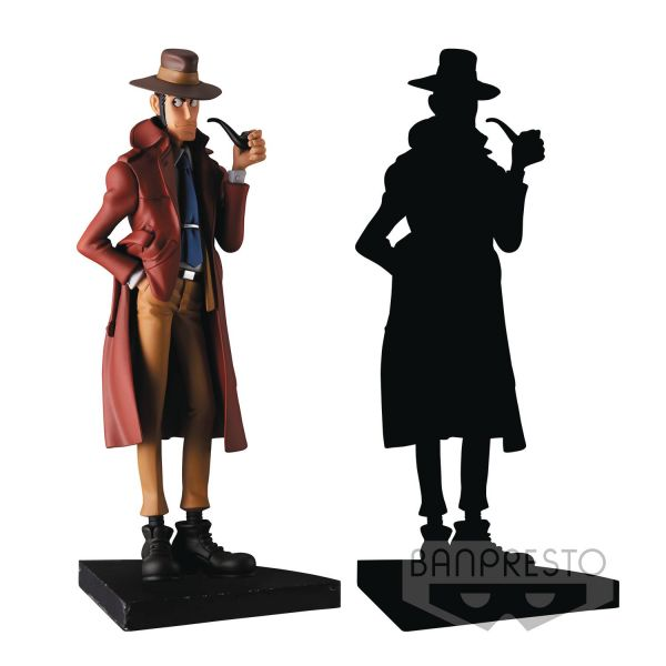LUPIN THE THIRD CREATOR X CREATOR ZENIGATA COLOR FIGUR