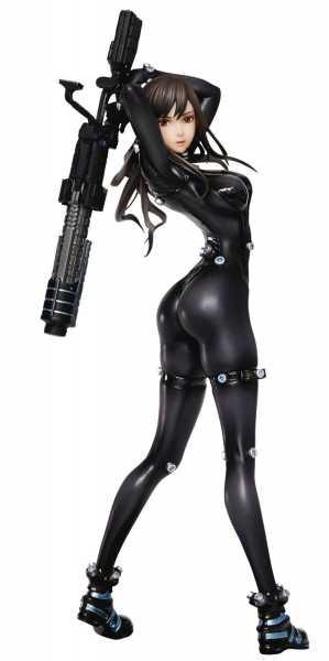 HDGE TECHNICAL PVC STATUE NO 15 REIKA GANTZ SHOTGUN VERSION