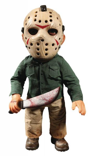 FRIDAY THE 13TH JASON 32,5 cm STYLIZED ROTO FIGUR WITH SOUND