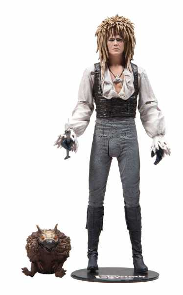 LABYRINTH 17,5 cm JARETH DANCE MAGIC ACTIONFIGUR