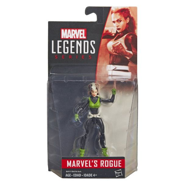 MARVEL LEGENDS SERIES ROGUE 10cm ACTIONFIGUR