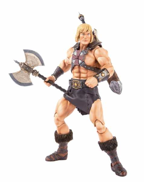 MASTERS OF THE UNIVERSE HE-MAN 1/6 SCALE COLLECTIBLE ACTIONFIGUR