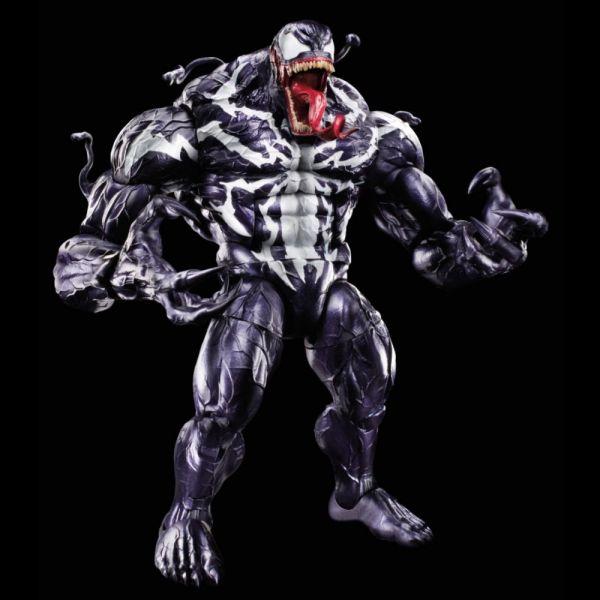 Venom Build-A-Figure Marvel Legends