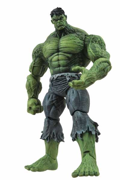 MARVEL SELECT UNLEASHED HULK ACTIONFIGUR