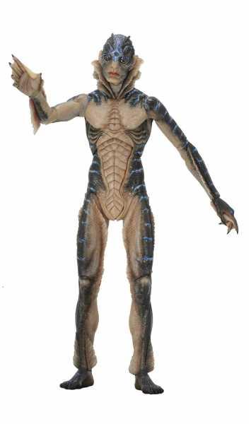 SHAPE OF WATER AMPHIBIAN MAN 17,5 cm ACTIONFIGUR