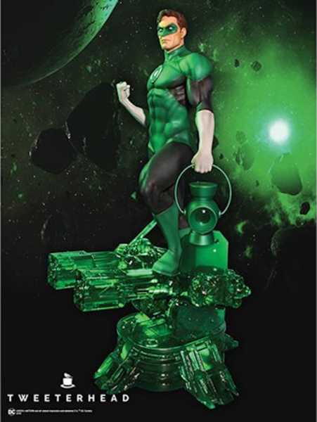DC HEROES GREEN LANTERN 16 INCH LIMITED EDITION MAQUETTE