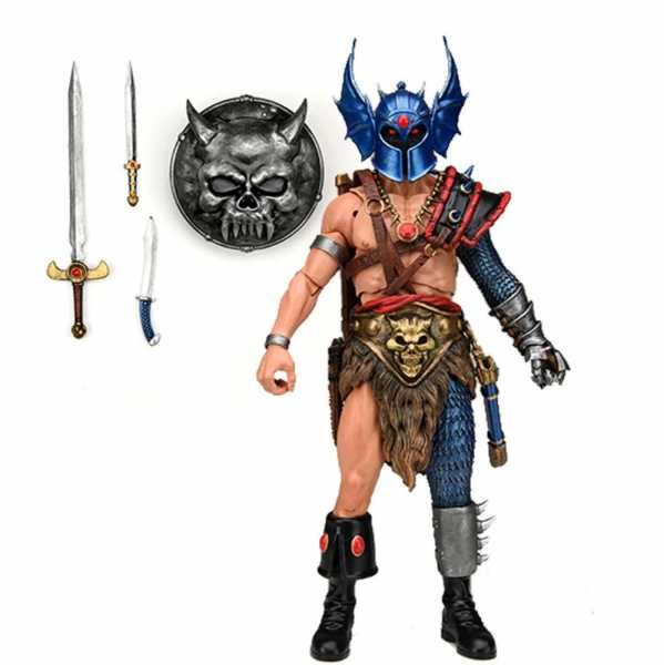 VORBESTELLUNG ! Dungeons & Dragons Ultimate Warduke 7 Inch Actionfigur