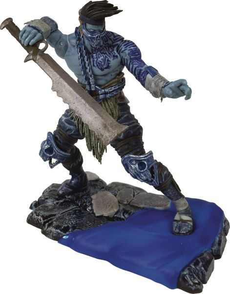 KILLER INSTINCT SHADOW JAGO 15cm FIGUR & COLOR DOWNLOAD