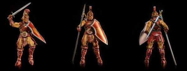 VORBESTELLUNG ! Mythic Legions All Stars 4 Vitus Actionfigur
