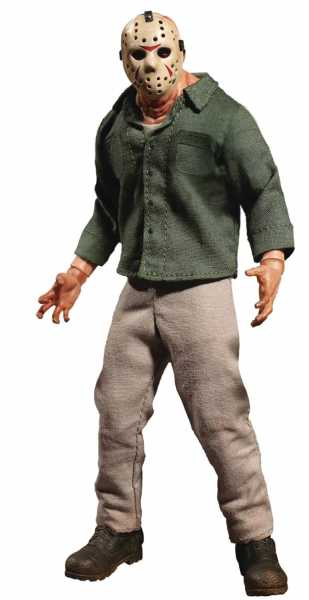 ONE-12 COLLECTIVE FRIDAY THE 13TH PART 3 JASON VOORHEES ACTIONFIGUR