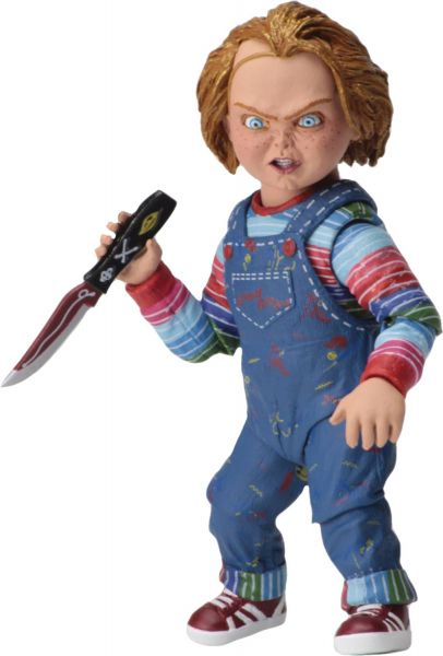 CHILDS PLAY ULTIMATE CHUCKY 10 cm ACTIONFIGUR