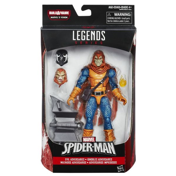 MARVEL LEGENDS SPIDER-MAN: HOBGOBLIN 15cm ACTIONFIGUR