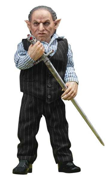 HARRY POTTER & THE DEATHLY HALLOWS GRIPHOOK 1/6 COLLECTIBLE ACTIONFIGUR