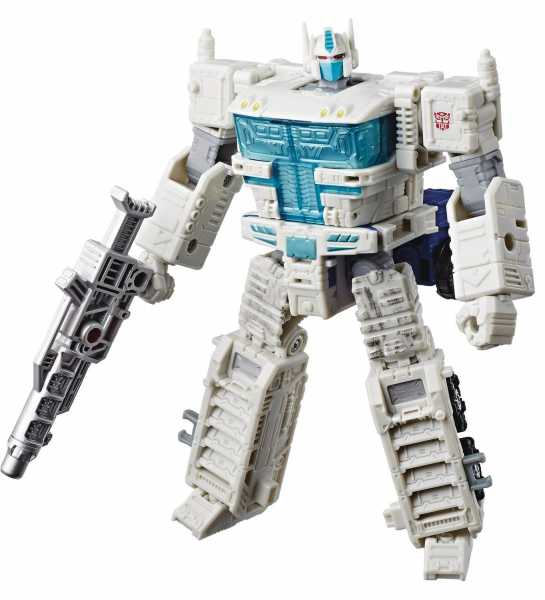 TRANSFORMERS GENERATIONS WAR FOR CYBERTRON SIEGE: ULTRA MAGNUS ACTIONFIGUR