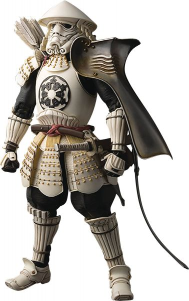 MOVIE REALIZATION STAR WARS YUMI ASHIGARU STORMTROOPER ACTIONFIGUR