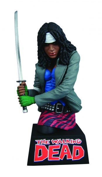 WALKING DEAD MICHONNE SPARDOSE