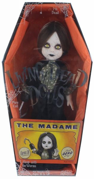 LIVING DEAD DOLLS SERIES 30 THE MADAME PUPPE