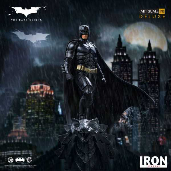 VORBESTELLUNG ! The Dark Knight Deluxe Art Scale 1/10 Batman 31 cm Statue