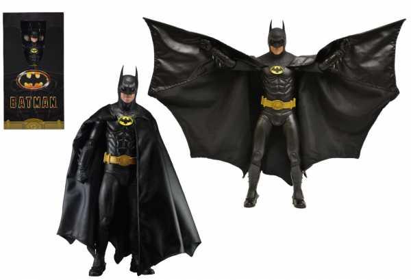 VORBESTELLUNG ! Batman 1989 Movie Michael Keaton 1:4 Scale Actionfigur