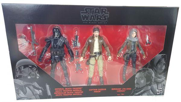 Star Wars The Black Series Rebels vs. Imperials 3-Pack Set