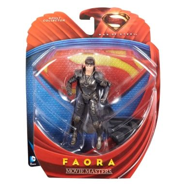 DC Man of Steel™ Movie Masters® Superman™ Faora