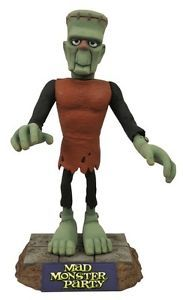 DIAMOND SELECT Mad Monster Party Series 1 Fang Actionfigur