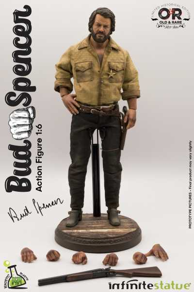 VORBESTELLUNG ! Bud Spencer 1/6 Actionfigur