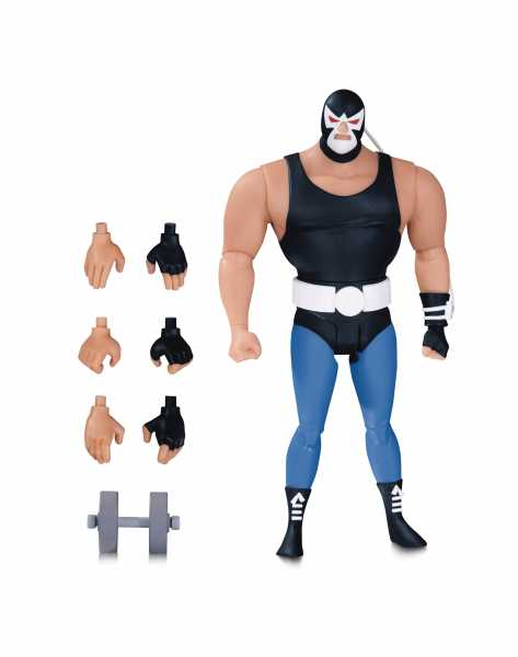 BATMAN THE ANIMATED SERIES BANE ACTIONFIGUR NEW VERSION