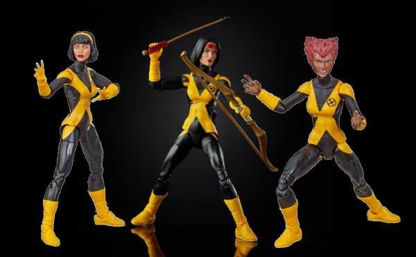 X-Men Marvel Legends New Mutants Dani Moonstar 6 Inch Actionfigur Exclusive