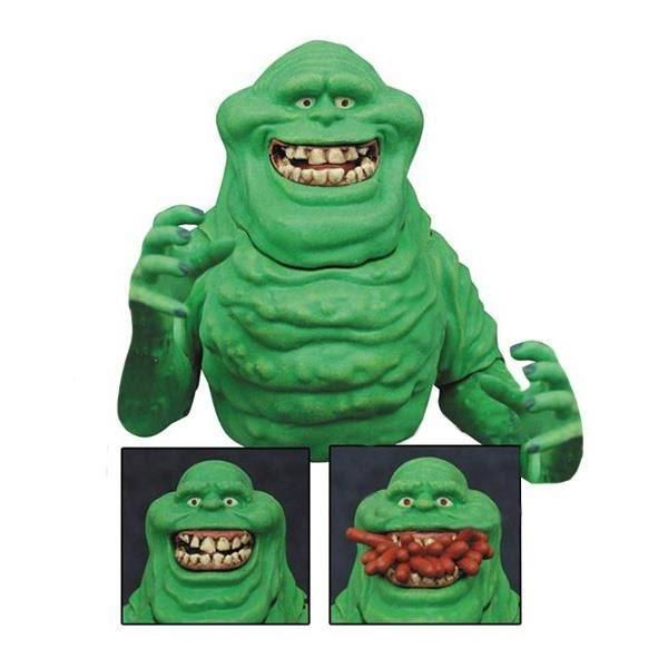 GHOSTBUSTERS SELECT SLIMER Actionfigur