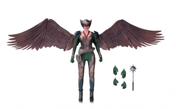 LEGENDS OF TOMORROW HAWKGIRL ACTIONFIGUR