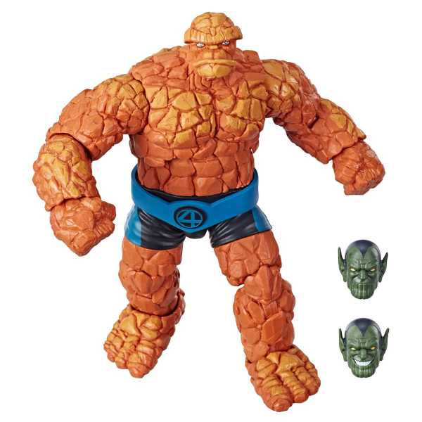 FANTASTIC FOUR LEGENDS THE THING 6 INCH ACTIONFIGUR