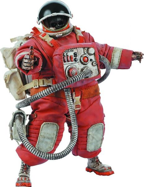 ACTION PORTABLE WAVE 2 DEAD COSMONAUT GOLOVOREZ 1/12 SCALE FIGUR