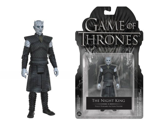 GAME OF THRONES NIGHT KING 10cm ACTIONFIGUR