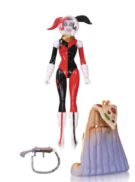 DESIGNER SERIES CONNER SPACESUIT HARLEY QUINN ACTIONFIGUR
