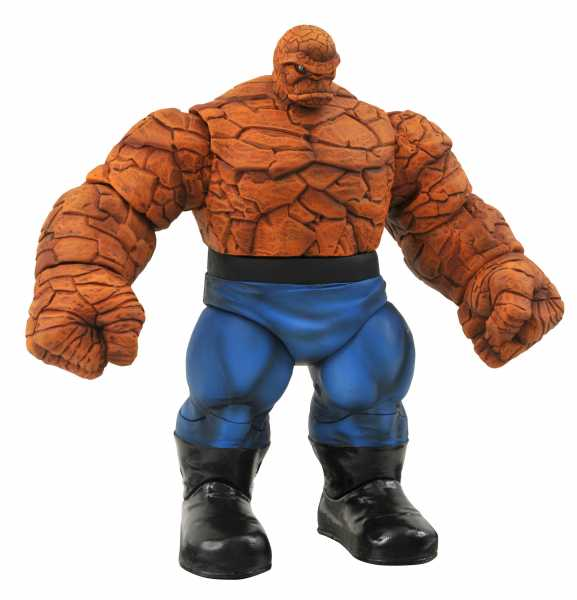 MARVEL SELECT THING ACTIONFIGUR