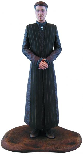 GAME OF THRONES PETYR LITTLEFINGER BAELISH STATUE