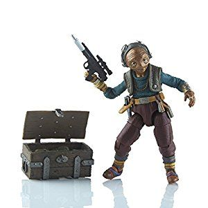 Star Wars The Black Series Maz Kanata Actionfigur