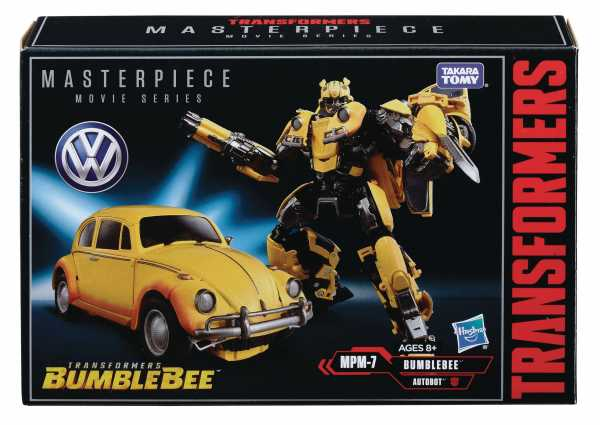 TRANSFORMERS MOVIE MASTERPIECE BUMBLEBEE ACTIONFIGUR